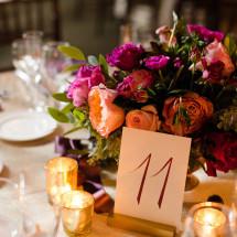 Custom Table Number